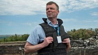 «Die Menschen in der Ostukraine wollen nur Ruhe und Frieden»