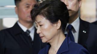 Südkoreas ehemalige Präsidentin wegen Korruption verurteilt