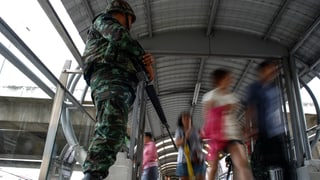 Militärjunta hebt Ausgangssperre in Bangkok auf