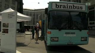 Brainbus – Blick ins Gehirn