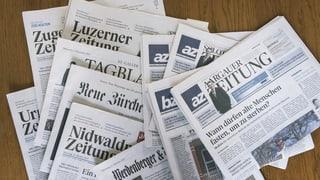 Weko nimmt Fusionspläne von NZZ und AZ unter die Lupe