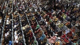 Alle sollen mitreden, doch die Taliban machen das Tempo