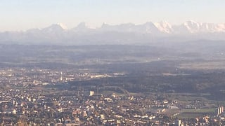 Die Luft ist viel rein(er) im Kanton Solothurn als auch schon