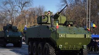 Bundesrat entscheidet weiterhin alleine über Waffenexporte