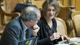 Ursula Wyss: Abschied nach 13 Jahren