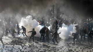 Neun Tote in Kiew – Regierung stellt Ultimatum
