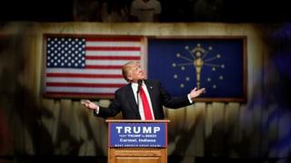 Trump und die Republikaner: «Ich werde Hillary wählen»