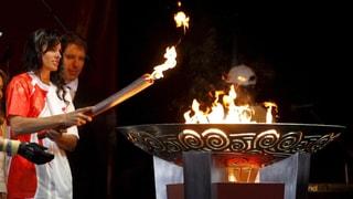 Der Traum vom Olympischen Feuer