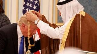Cunvegna d'armas tranter l'USA e l'Arabia Saudita