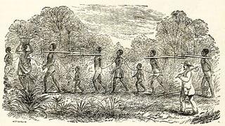 Wie auch Schweizer mit Sklaven Geld verdienten