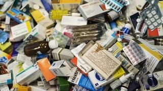 Vorgezogene Abgabegebühr auch bei Medikamenten? (Artikel enthält Audio)