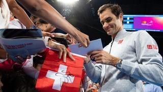 Roger Federer – partenza gartegiada en il 2019