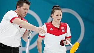 L'equipa svizra da curling maschadada è en il final