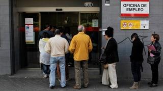 Spaniens Krise kann noch lange dauern