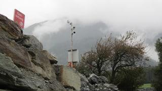 Tegnair en egl la Val Parghera