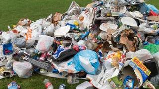 Am Strand, bei uns, in der Arktis – Plastikmüll ist überall