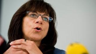 St. Gallen: Heidi Hanselmann gibt Vorsitz ab
