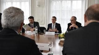 Das Rahmenabkommen trennt Arbeitnehmer und Arbeitgeber