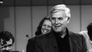 Joachim «Blacky» Fuchsberger ist gestorben