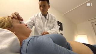 Lästiges Erbrechen - Akupunktur gegen Schwangerschaftsübelkeit