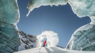 Rekord in den Alpen: Sehr kaltes Februar-Ende