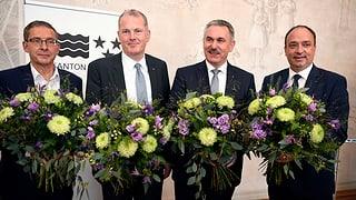 Aargauer Regierung noch nicht komplett (Artikel enthält Video)