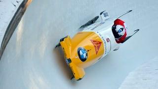 Hefti in St. Moritz auf Goldkurs