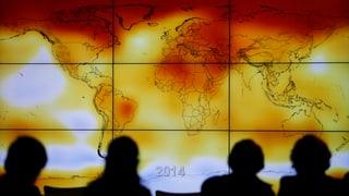 Klimaabkommen tritt in Kraft – vorläufig ohne die Schweiz