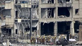 Vier Manager nach Explosion in Tianjin festgenommen