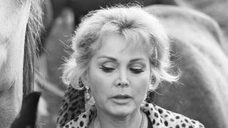 Schauspielerin Zsa Zsa Gabor ist tot