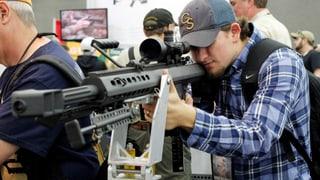 Muss die Waffenlobby NRA auch um die Unterstützung der Wirtschaft bangen?