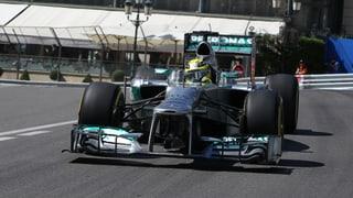 Rosberg gewinnt erstmals in Monaco