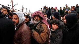 Türkei: Wie weiter mit den Flüchtlingen aus Aleppo?