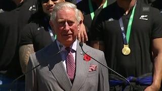 Prinz Charles macht sich über Australier lustig