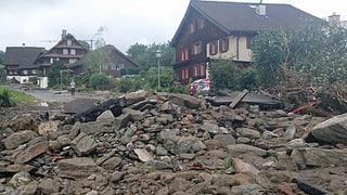 Mutter und Kind sterben bei Unwetter im Kanton Luzern