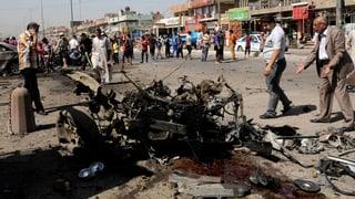 Zahlreiche Bombenanschläge fordern 16 Tote in Irak