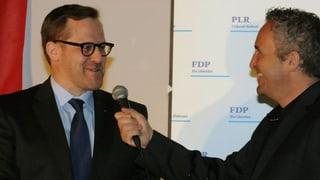 Regierungsrat Kaspar Michel soll FDP-Sitz gewinnen