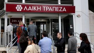 Die Probleme der zyprischen Banken