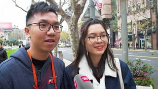 In China ist die Schweiz ein Paradies