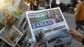 Pressefreiheit: Erdogans Arm reicht bis in die Schweiz