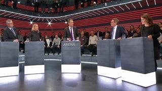 «Arena»: Der politische Erfolg der Populisten