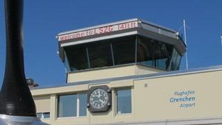 Ein neuer Tower für den Regionalflugplatz