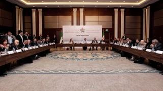 Syrische Opposition rauft sich zusammen