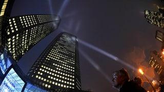Milliardenforderung aus den USA gegen Deutschlands grösste Bank