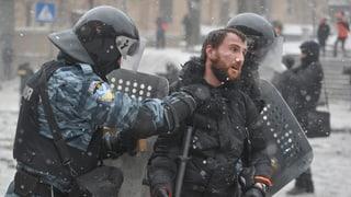 Ukrainer in der Schweiz: «Moskau wollte nicht gestört werden»