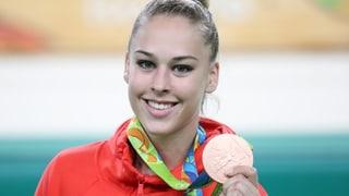 Giulia Steingruber vul segunda medaglia a Rio