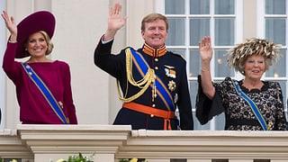 Es lebe der König: Holland bereitet sich auf den Thronwechsel vor