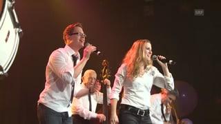 Erster Testlauf für «Takasa»: Eurovision-Fans sind begeistert