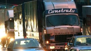 Nachtfahrverbot: Gewerbeverband will Brummis länger lärmen lassen