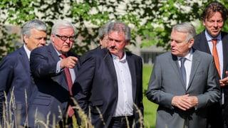 EU-Gründerstaaten fordern raschen Austritt der Briten